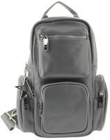 Кожаный рюкзак на одном ремне 3117-18j