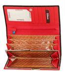 Кошелек кожаный классика Petek 8071-1j