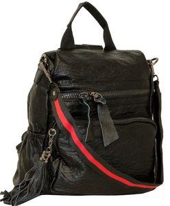 Рюкзак с цветной ручкой Farfalla Rosso 1829