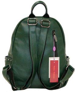 Рюкзак зеленый с шипами Velina Fabbiano 551379-10
