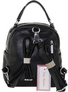Рюкзак женский с камнями маленький Velina Fabbiano 591884