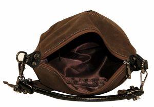 Сумка мешок замшевый с карманами Applaud 55-2