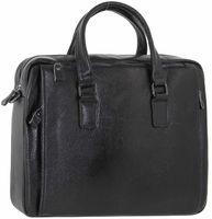 Кожаная мужская сумка большая 299-5j