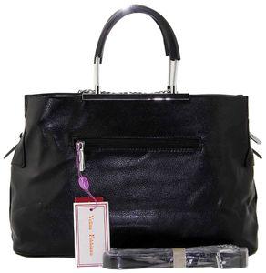 Сумка в сумке клатч с камнями Velina Fabbiano 552288-1