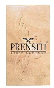 Кошелек кожаный черный мужской Prensiti 8318