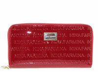 Кошелек кожа лак Nina Farmina 9285-026