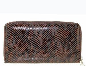 Кошелек кожа лазерная Nina Farmina 9285-201