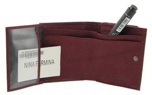 Кошелек кожа женский Nina Farmina 9440-55