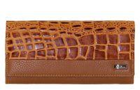 Кошелек кожаный облегченный Mario Veronni 157-268