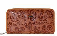 Кошелек кожаный оригинальный Mario Veronni 158-495