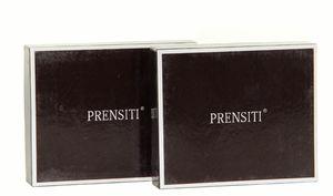 Портмоне кожаный черный мужской Prensiti 8160