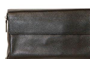 Клатч кожаный мужской с клапаном 3378-4