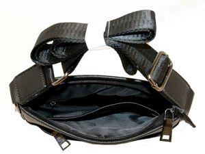 Планшет кожаный через плечо мужской 710-11