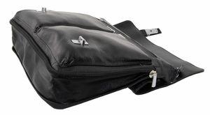 Портфель кожаный мужской с карманами M 778j