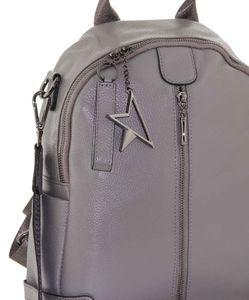 Рюкзак-сумка кожаный большой 7606-18j