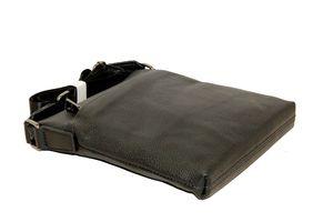 Сумка планшет кожаная мужская 710-1