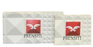 Кошелек кожаный классика черный Prensiti 120-4503