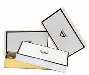 Кошелек кожаный  с наружным замком Vermari 55020-51001