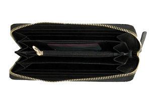 Кошелек кожаный с круглым входом Mario Veronni 9046