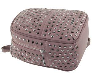 Рюкзак розовый с кнопками B.Oalengi 1267