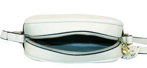 Сумочка круглая на длинном ремешке G 1734