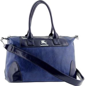 Сумка темно-синего цвета Velina Fabbiano 571189