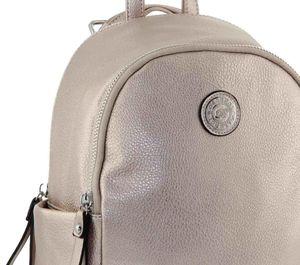 Рюкзак с двумя входами жемчужный B.Oalengi 1584-8