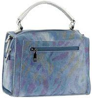 Сумка рюкзак джинс квадратный 1246-6