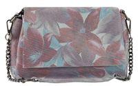 Сумка кожаная цветная Farfalla Rosso 856-055