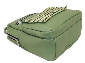 Рюкзак клапан с камнями Velina Fabbiano 571330-60