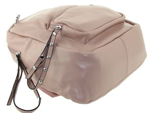 Рюкзак кожаный функциональный Farfalla Rosso 1881-5j