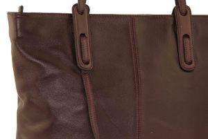 Сумка кожаная женская на плечо Farfalla Rosso 2555-2j