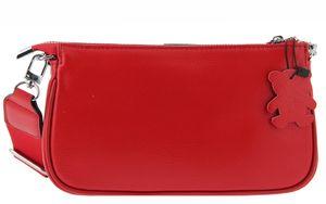 Сумка кожаная кросс боди Farfalla Rosso 5811-5j