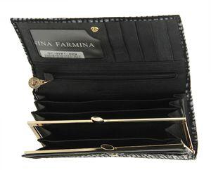 Кошелек кожаный лазерный Nina Farmina 9281-029